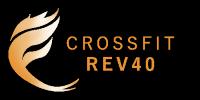 CrossFit Rev40 Logo